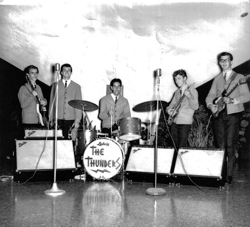 The Thunders Late 60's